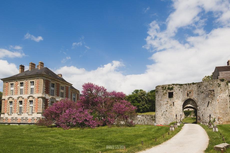 burgundy wedding photographer chateau de vallery