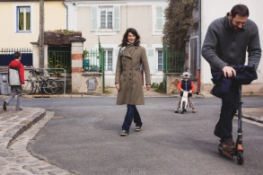 Family life in the french countryside