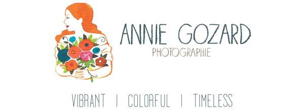 France Wedding Photographer Paris Provence Bordeaux Annie Gozard logo